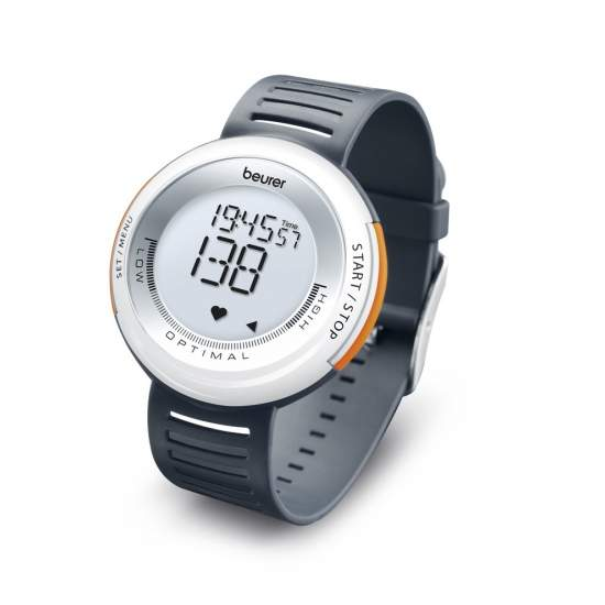 Heart rate monitor - Easy to use