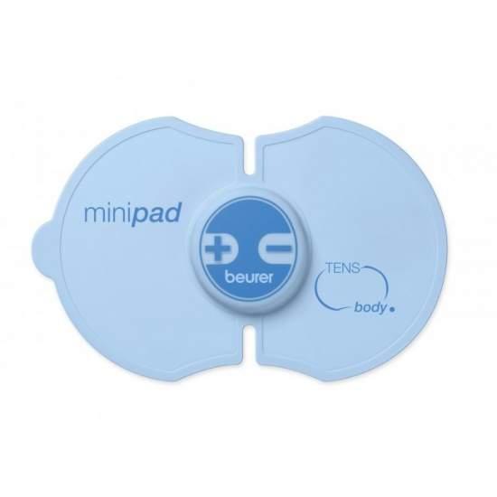 Electro mini-- corpo -  Corpo Mini-Pad  A eletroestimulação para aliviar a dor em geral  O tratamento no local exato da dor  Macio e flexível