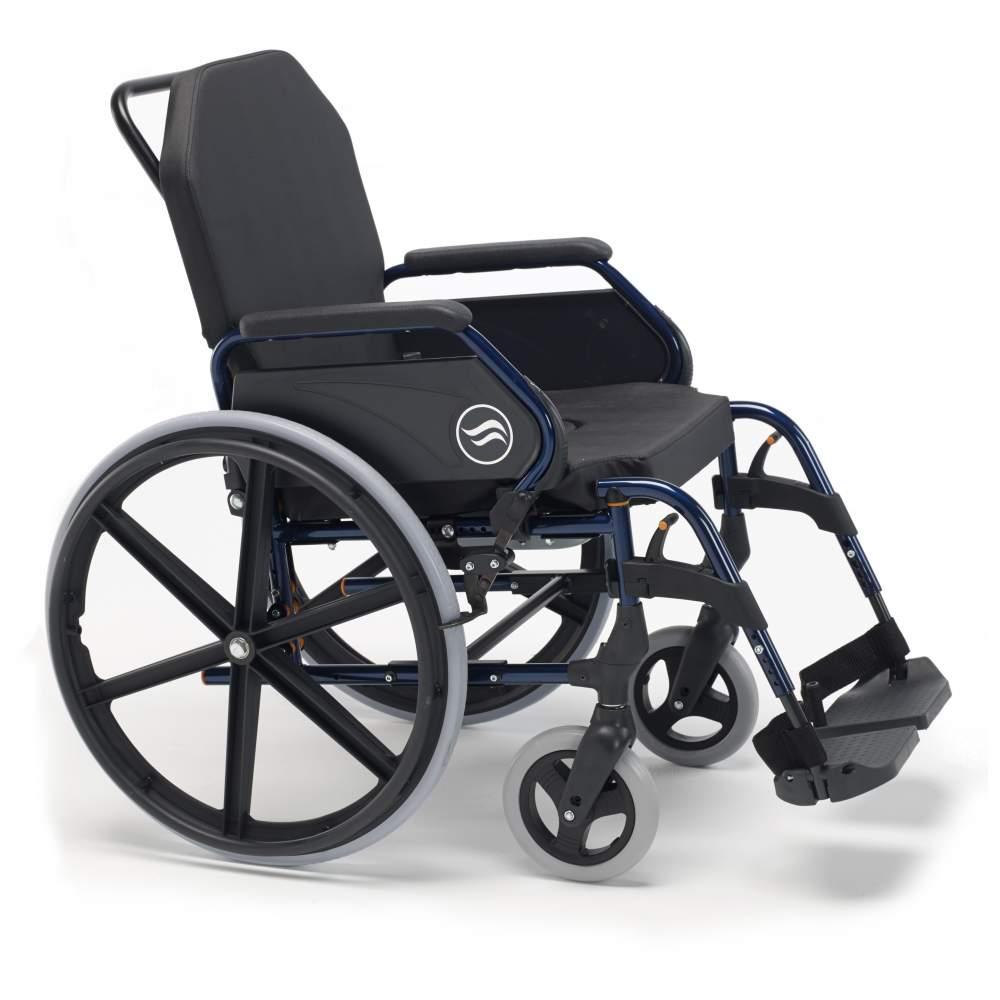 Silla de ruedas breezy 3003a - Ruedas para sillas de ruedas ...