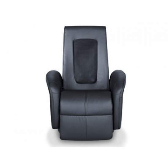 Sillón de masaje Shiatsu - Sillón de masaje Shiatsu  Masaje 3D de efecto profundo a lo largo de la columna vertebral Relajante masaje vibratorio en la parte del asiento y de los pies Zona de masaje regulable individualmente MC-3000