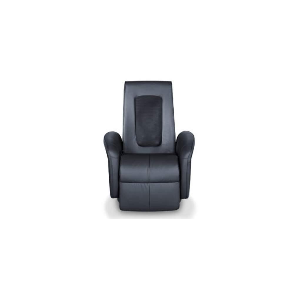 Sillón de masaje Shiatsu - Sillón de masaje Shiatsu  Masaje 3D de efecto profundo a lo largo de la columna vertebral Relajante masaje vibratorio en la parte del asiento y de los pies Zona de masaje...