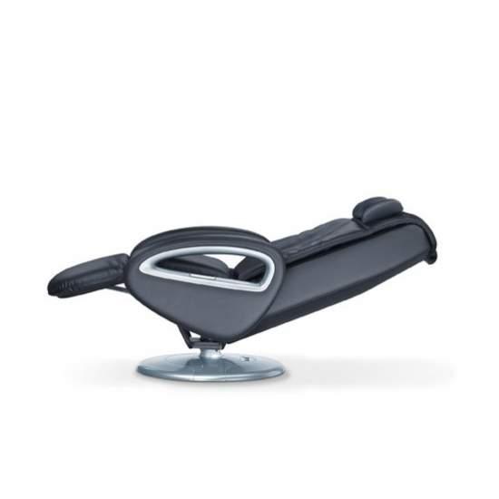 Sillón de masaje en casa - Sillón de masaje Shiatsu  Función automática de escaneo del cuerpo Masaje corporal completo de ajuste individual con sistema de masaje de 4 cabezales Masaje Shiatsu, por golpeteo, amasamiento y rodillos