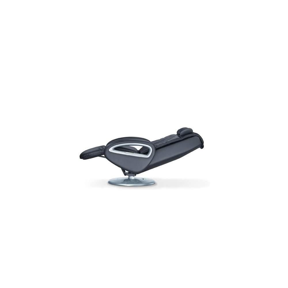 Sillón de masaje en casa - Sillón de masaje Shiatsu  Función automática de escaneo del cuerpo Masaje corporal completo de ajuste individual con sistema de masaje de 4 cabezales Masaje Shiatsu, por...