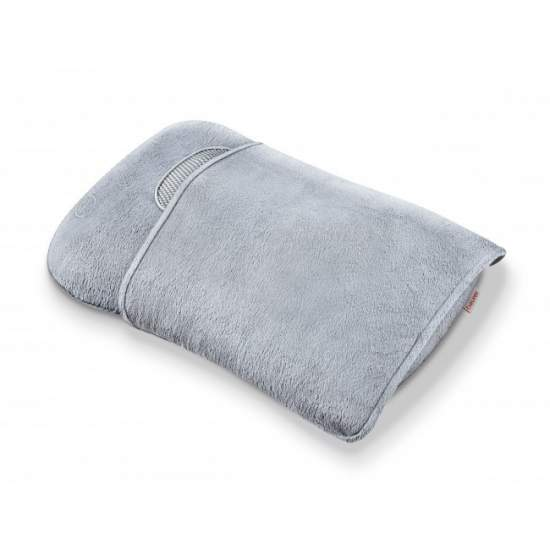 Massagem Shiatsu Pillow -  Massagem Shiatsu Pillow  Aplicação variada: pescoço, costas, pernas, etc.  4 rotativa cabeças de massagem com o parceiro de rotação e marchar para a direita e esquerda  Macio extra