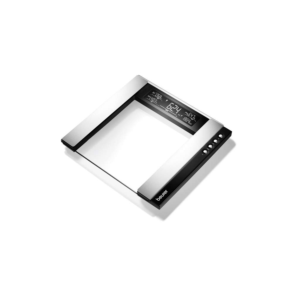 Glass diagnostic scales BG 55 -  Glass diagnostic scales  High quality design  Everything at a glance  With interpretation and trends