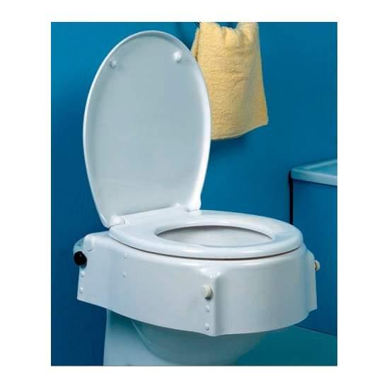 WC elevador sem braços -  WC elevador sem braços