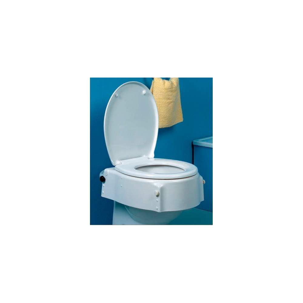 WC lever chauffeuse