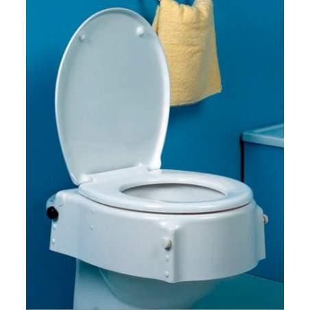 Elevador do toalete sem braços