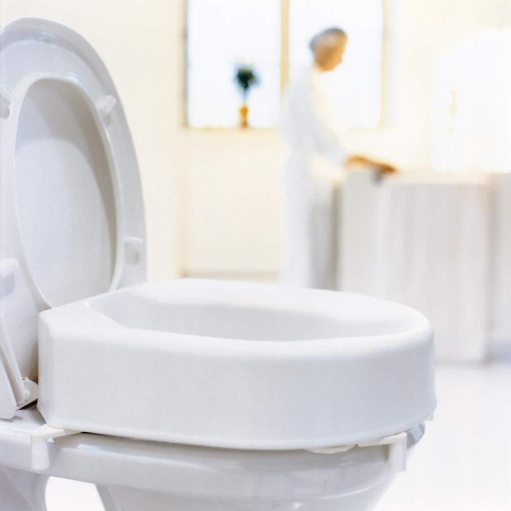 Booster Sedile WC Hi-Loo -  Seggiolino Hi-Loo toilette 10 centimetri