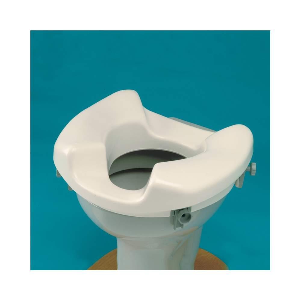 Siège d'appoint Bain facile d'accès -  Un siège d'appoint idéal pour ceux avec difficulté à nettoyer les toilettes. Siège d'appoint Bain facile d'accès