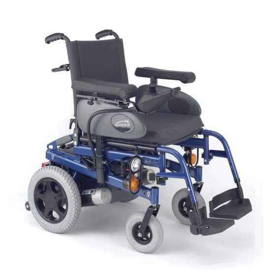 Rumba wheelchair
