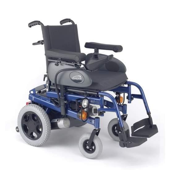 Silla de ruedas Rumba - Silla de ruedas eléctrica y plegable Rumba Código Prestación 12212703