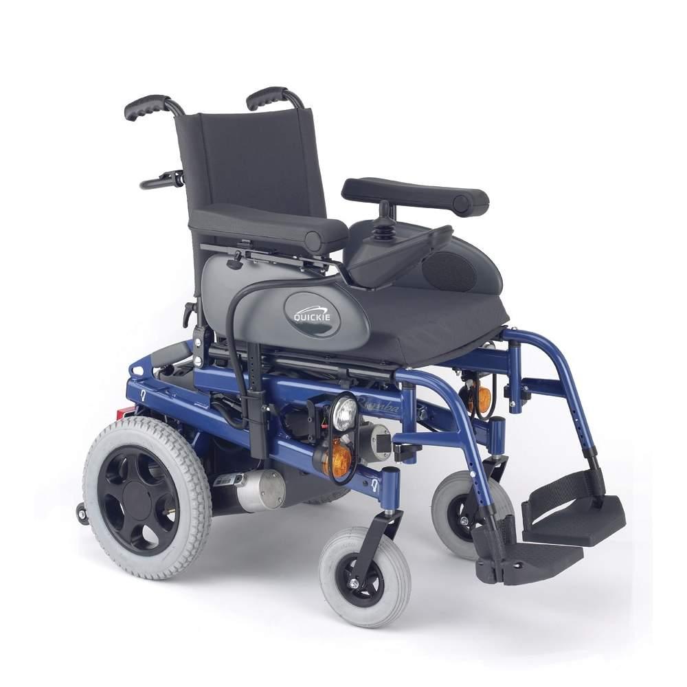 Rumba sedia a rotelle