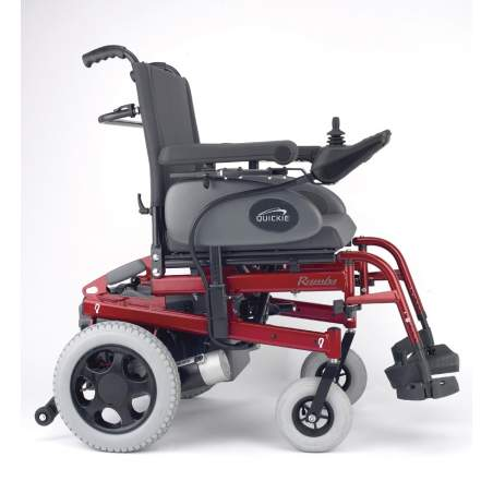 Wheelchair Rumba