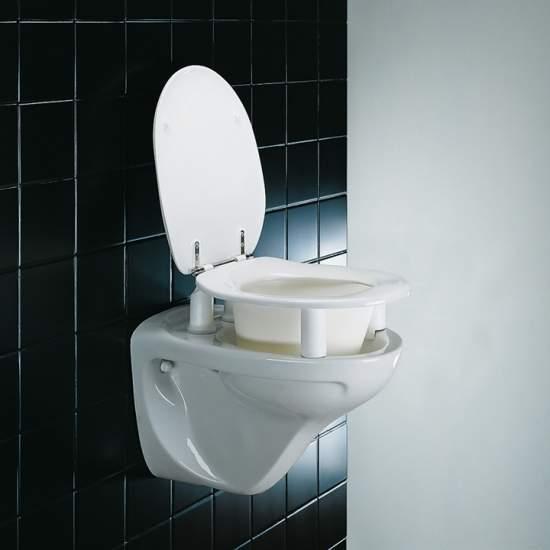 Dania elevador wc -  Dania elevador wc, com tampa e sem tampa