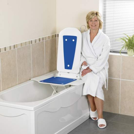 Electric Lift Bath 'Bath Master'