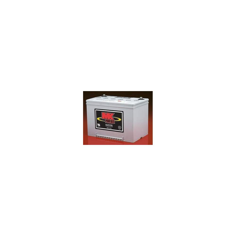 Baterias gel 60 Amph (par) - MK Powered M34 SLD G
