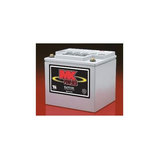 Les batteries au gel de 40 Amph (la paire) Propulsé MK M40 SLD G-12