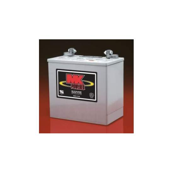 Baterias gel 50 Amph  - MK Powered M22NF SLD G