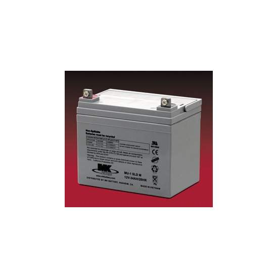 AGM Baterias 35 Anf - MK alimentado MU-1 SLD M