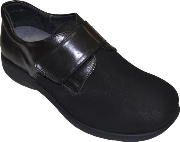 Supporto senza calze cucitura punta nero M 40 L 44 da Donna Calza di detenzione Nastro Nuovo