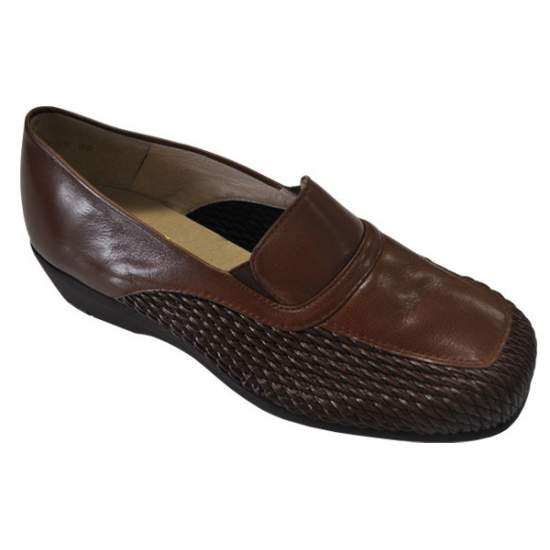 Sapatos confortáveis para o modelo Silvio moldes de 6