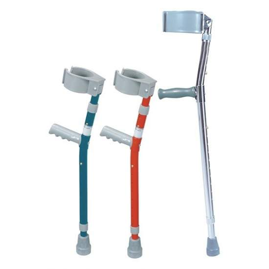Child Arm Crutches Steel