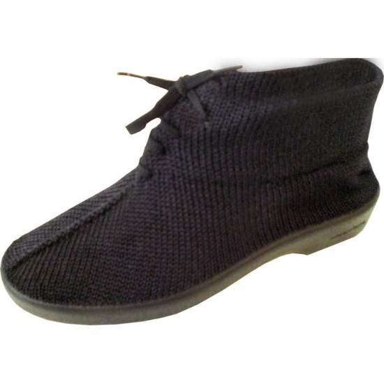 Zapatillas de Malla Modelo Pelouche - Botin confeccionado con hilo de seda y acrílico para una adaptación total al pie,con plantilla anatómica lo que hace que se obtenga un mejor apoyo y máximo confort. Forro interior de borreguito para dar mayor abrigo al pie.