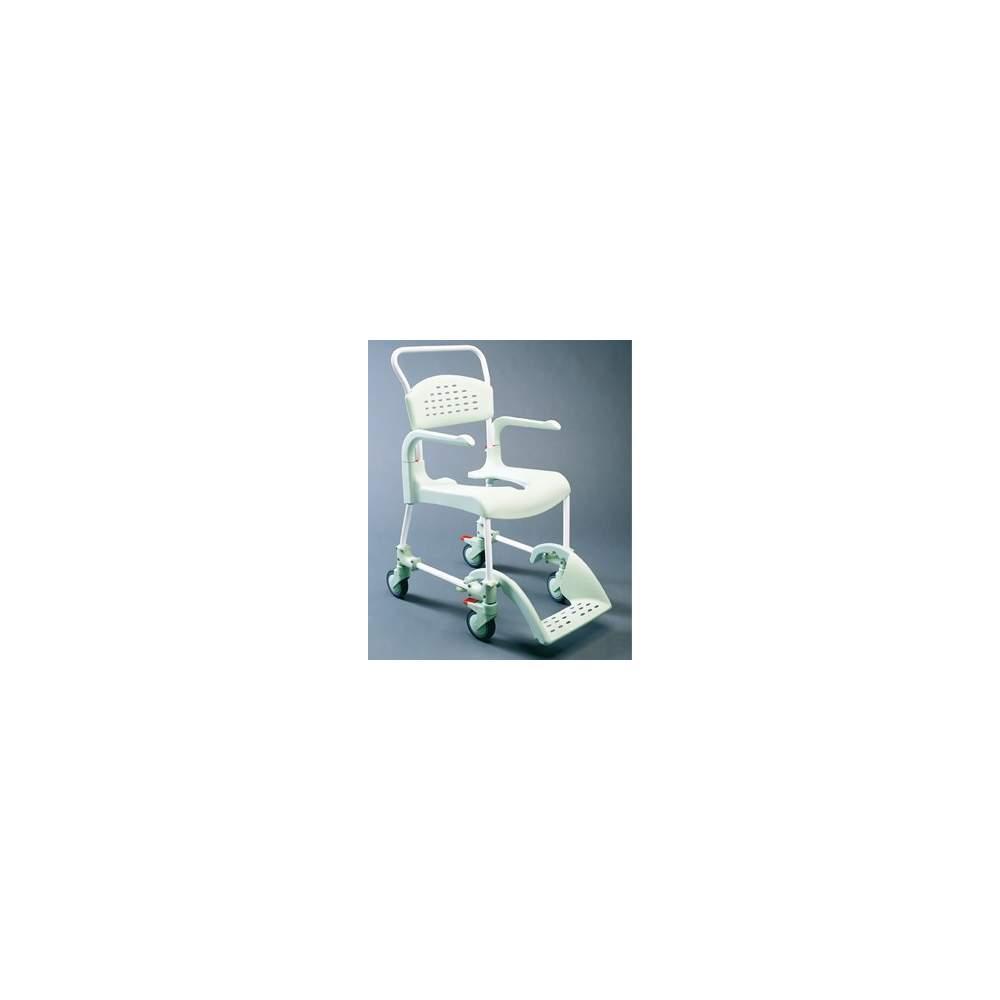 Silla de Ducha y WC Clean - CLEAN es lo último en diseño de sillas para la higiene. Cómoda, segura y fácil de usar. Cada detalle de la silla ha estado pensado para que cualquier situación sea de lo mas...