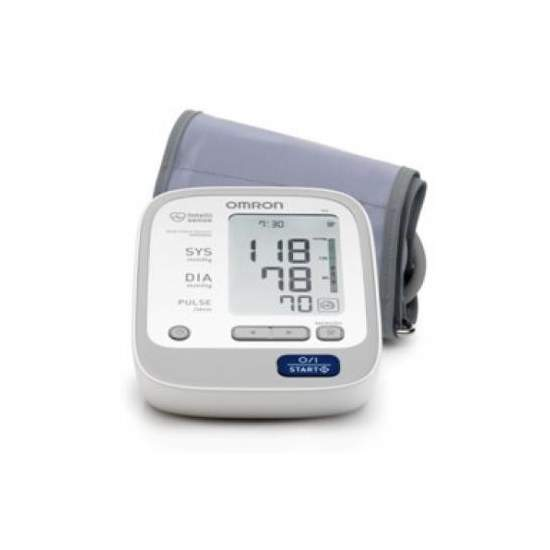 DIGITALE PRESSIONE SANGUIGNA ARM M6 - Digital Blood Pressure Monitor automatico del braccio 3 dimensioni compatibili con il manicotto.