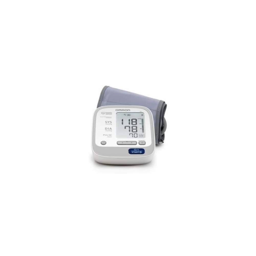 Braço de pressão arterial digital M6 - Monitor de Pressão Arterial Digital Automático de Braço 3 dimensões compatíveis com a manga.