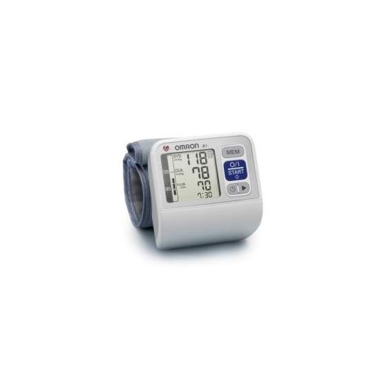 R3 WRIST DIGITAL BLOOD PRESSURE - Digital blood pressure monitor wrist automatic arrhythmia detection.