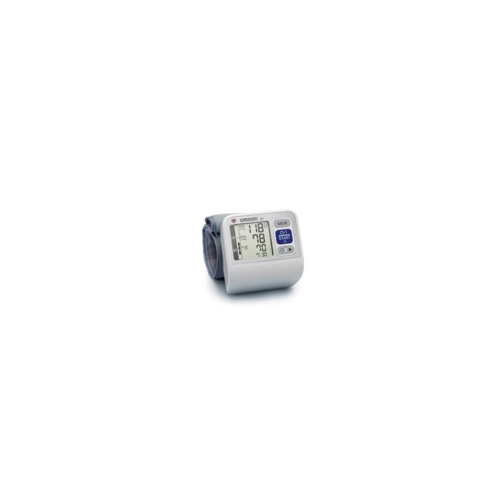 Tensiometro Digital de Muñeca R3 - Monitor de presión arterial digital automático de muñeca con detección dearritmias.