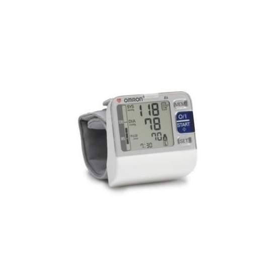 R6 PRESSÃO ARTERIAL DIGITAL DE PULSO - Sensor de posição com LED para posição de pulso adequada.