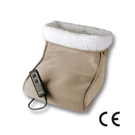Chauffe-pieds avec masseur - Chauffe-pieds avec masseur niveau 2, relaxants et stimulants