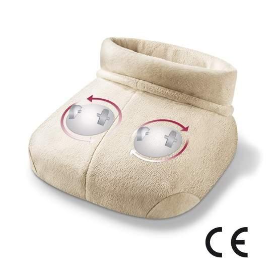 Aquecedores - Pé quente com massagem Shiatsu para os seus pés