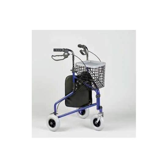 Super maniable marcheur Delta - Trois roues marcheur super-maniable  Code Provision 12060003