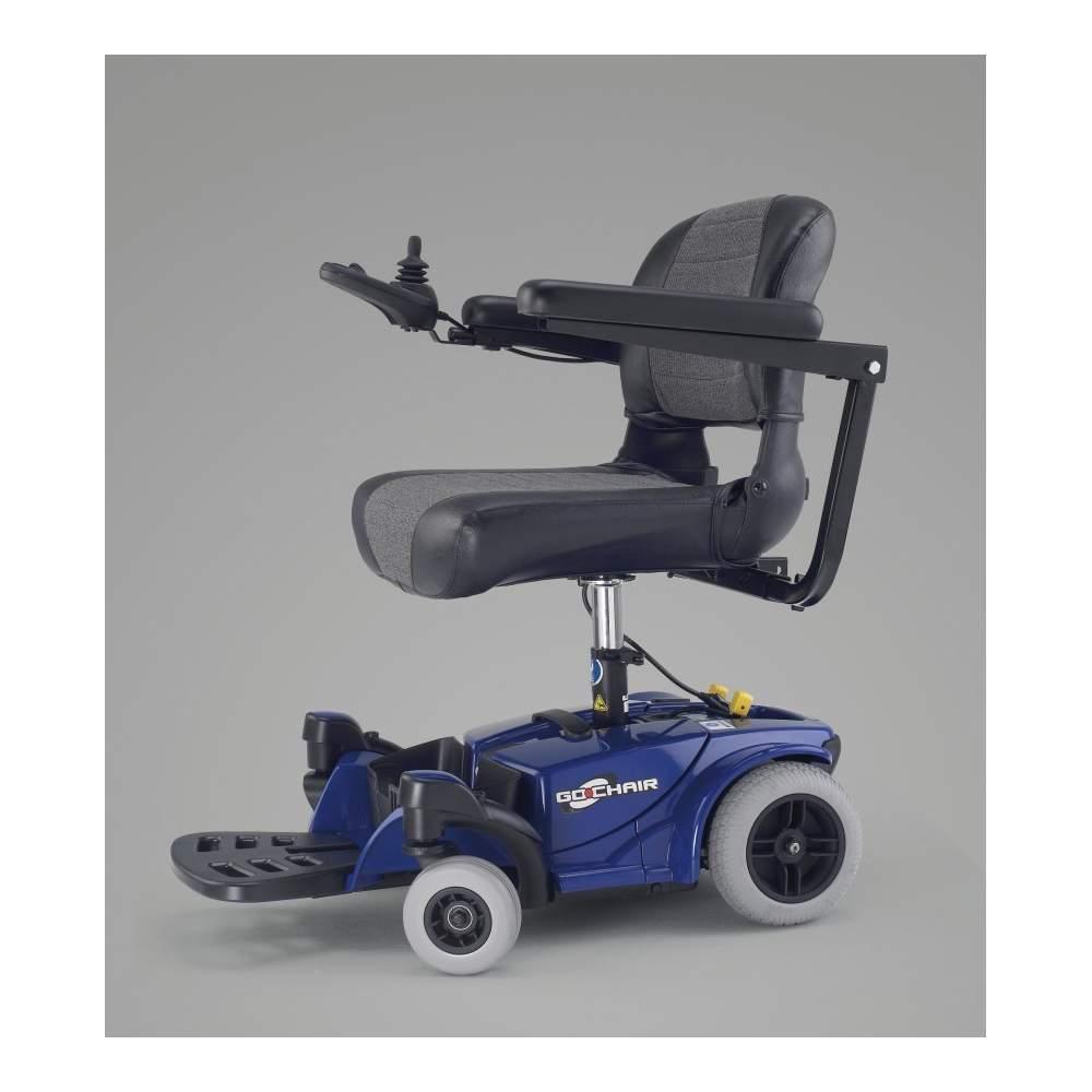 Go président de fauteuil roulant électrique