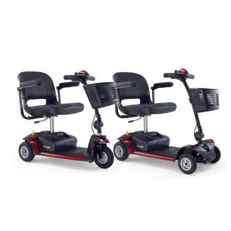 Scooter Elite Gogo viaggiatore