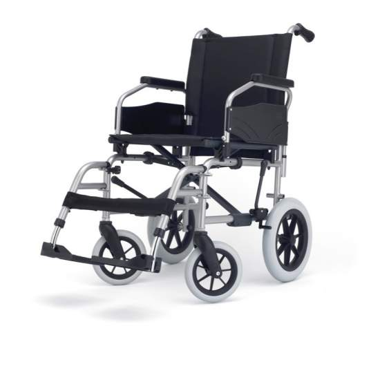 Silla de Ruedas Minos Cronos Transit Rueda Pequeña - The standard chair Cronos Minos TransitThe cheapest chair, with the guarantee of quality and durability Minos.