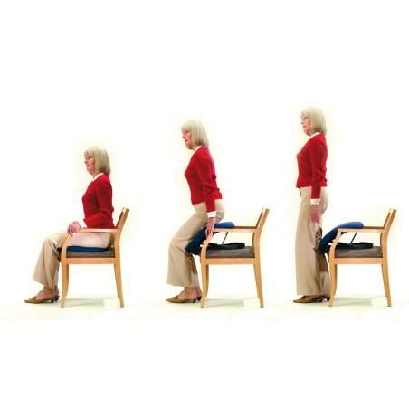 Hydraulisches Sitzkissen Seat Assist