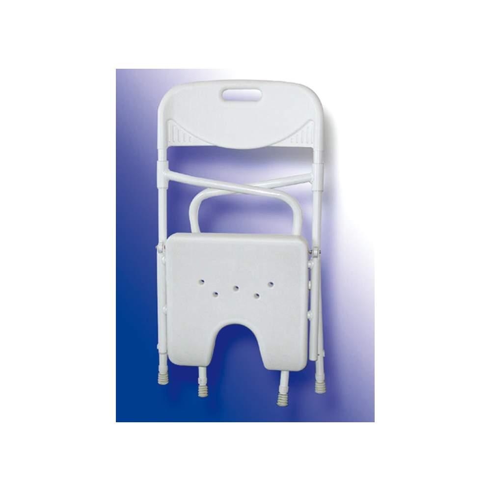 Assento de banho AQUARIUS Folding - Aquário assento dobrável Bath