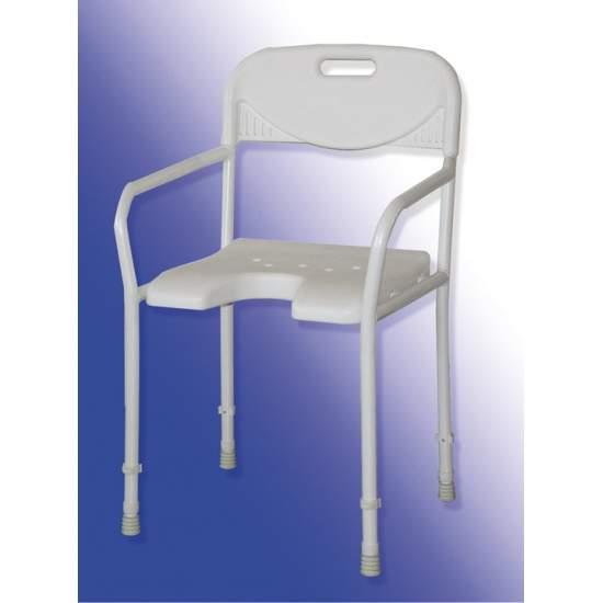 Assento de banho AQUARIUS Folding