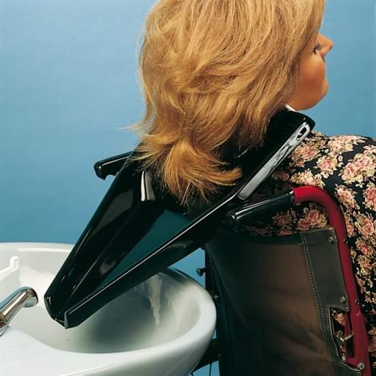 FAUTEUIL ROULANT BACKWASH H1870 - chaise de shampooing H1870