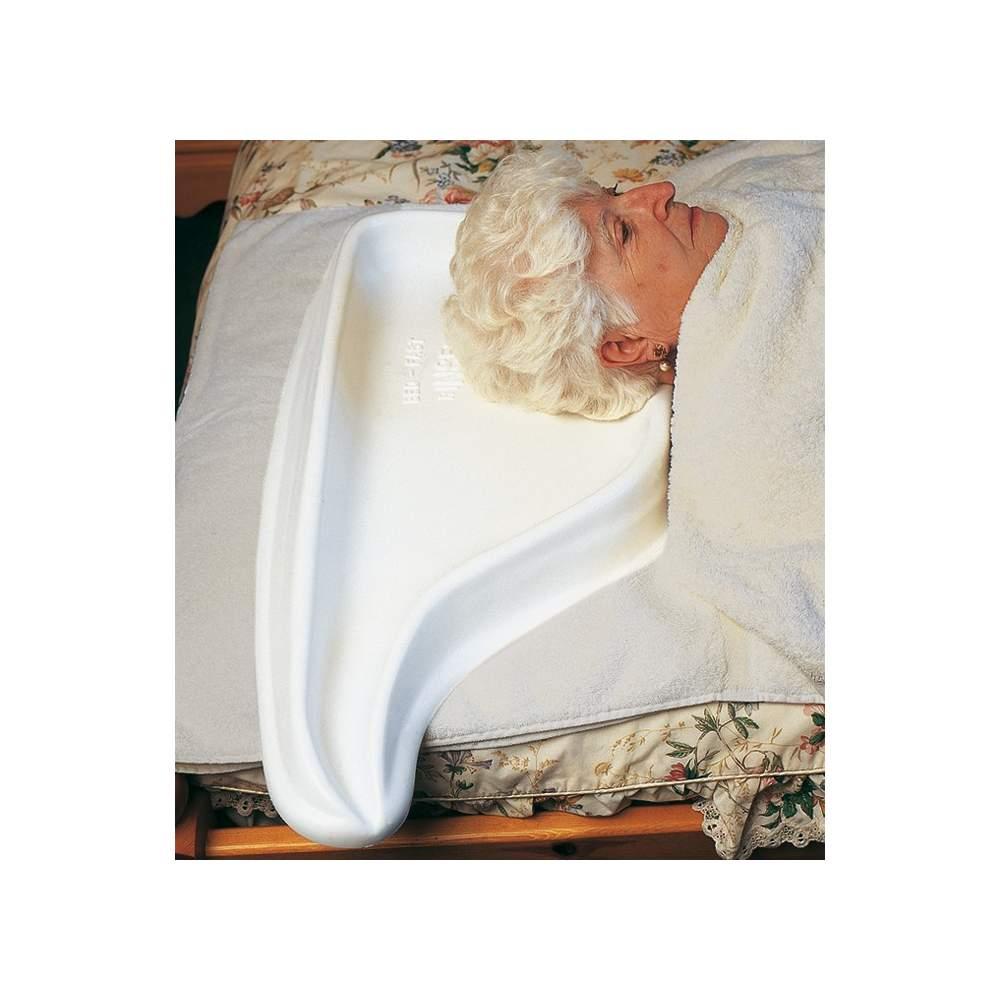 Lavacabezas a letto
