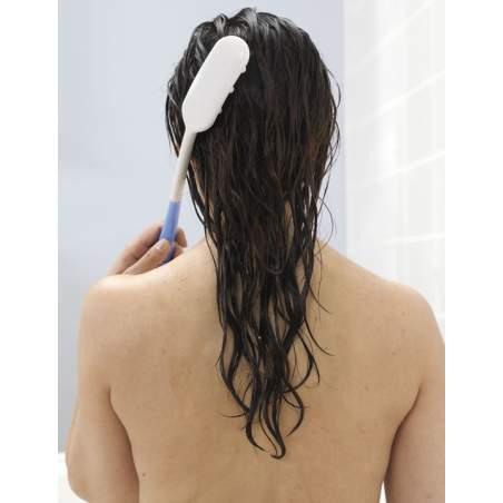 Brossez vous laver les cheveux