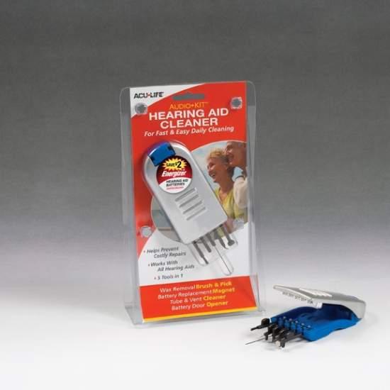 Limpiador de audífonos - Limpiador de audífonos