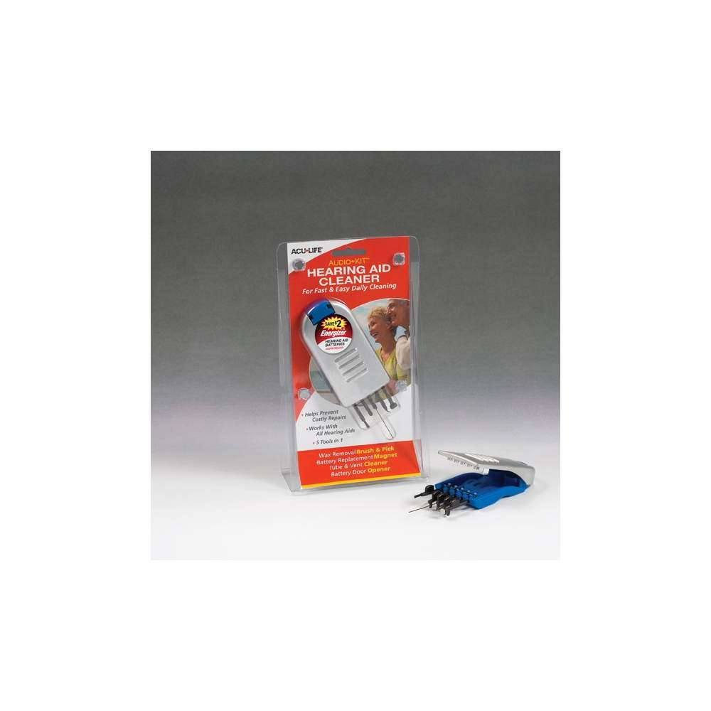 Hearing Aid Cleaner - Hearing Aid Cleaner