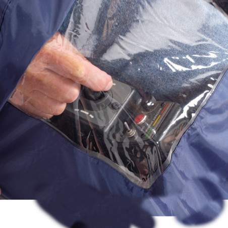 Raincoat chaises électroniques H8690