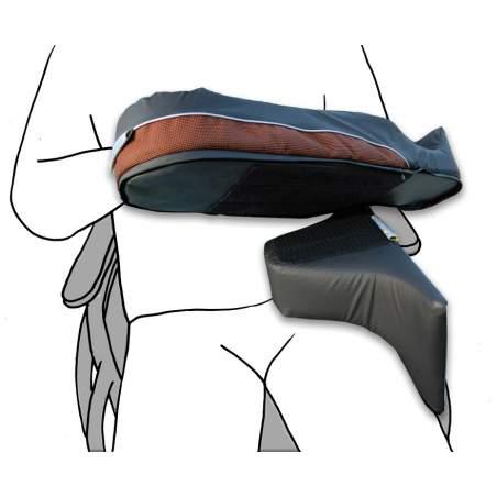 Posicionamiento de brazo para silla H4110